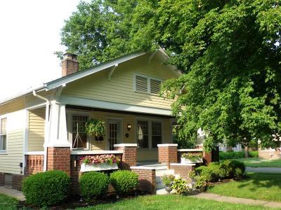 Murphysboro Single Family Home For Sale: 2141 Elm Street