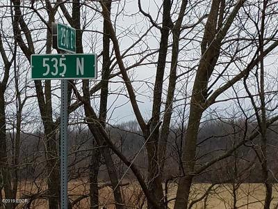 Hamilton County Residential Lots & Land For Sale: N County Road 525 Road