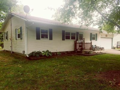 Marion IL Single Family Home Active Contingent: $85,900