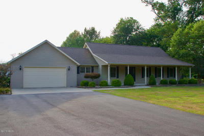 Carbondale Single Family Home For Sale: 12139 Strawberry Road