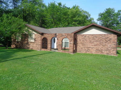 Williamson County Single Family Home For Sale: 2621 N 13th Street