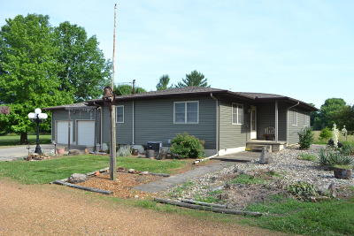 Marion IL Single Family Home For Sale: $175,000