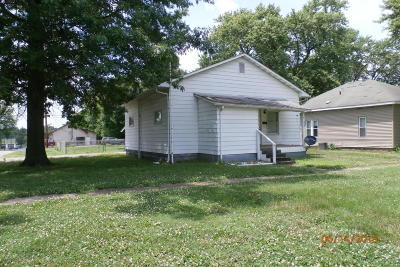 Herrin IL Single Family Home For Sale: $26,500
