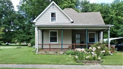 Marion IL Single Family Home For Sale: $69,900
