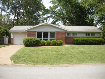 Carbondale Single Family Home For Sale: 2004 W Meadow Lane