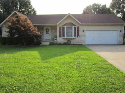 Massac County Single Family Home For Sale: 7 Dogwood Lane