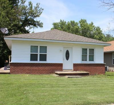 Carbondale Single Family Home For Sale: 610 W Rigdon Street