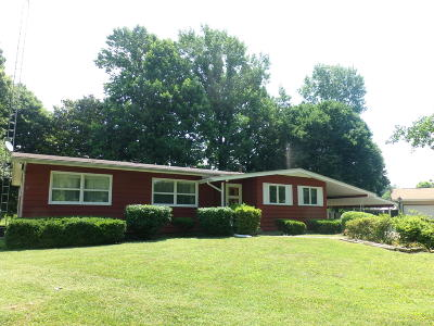 Murphysboro Single Family Home For Sale: 41 Candy Lane