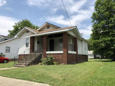 Harrisburg IL Single Family Home For Sale: $30,000