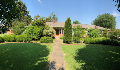 Marion IL Single Family Home For Sale: $130,500