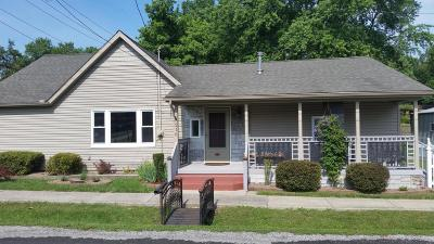 Carterville IL Single Family Home For Sale: $114,900
