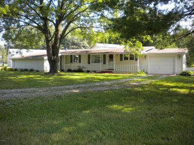 Single Family Home For Sale: 140 Ledford Road