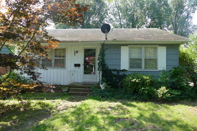 Massac County Single Family Home For Sale: 406 Ophia Street