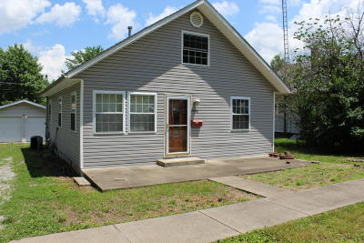 Herrin Single Family Home For Sale: 1008 S 11th