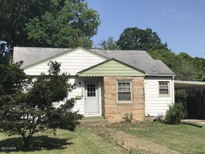 Murphysboro Single Family Home For Sale: 408 S 20th Street