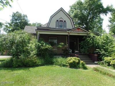Marion Single Family Home For Sale: 702 S Market