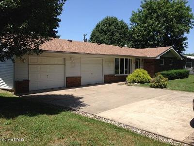 Goreville Single Family Home For Sale: 144 Skyline Drive