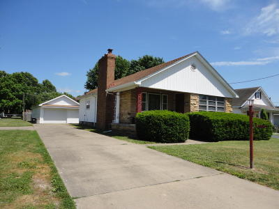 Marion Single Family Home For Sale: 805 N Fair Street