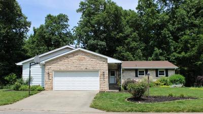 Carbondale Single Family Home For Sale: 210 Spring Arbor Drive