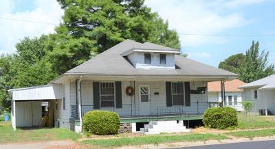 Murphysboro Single Family Home For Sale: 211 N 20th Street