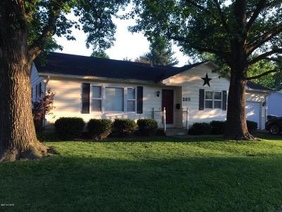 Hamilton County Single Family Home For Sale: 205 Meadowcrest Drive