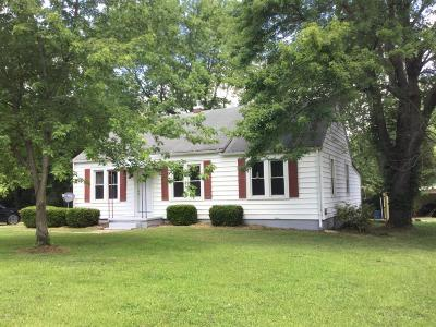 Anna Single Family Home Active Contingent: 304 Brady Mill Road