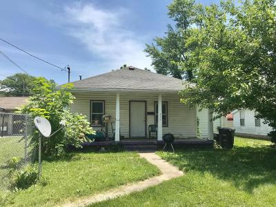Carbondale Single Family Home For Sale: 315 S Graham Avenue