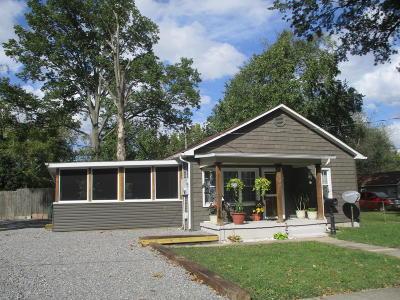 Benton Single Family Home For Sale: 527 E Taylor Street