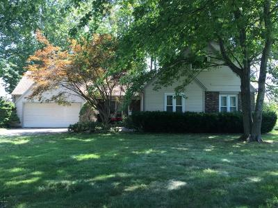 Marion Single Family Home Active Contingent: 6278 Market Road