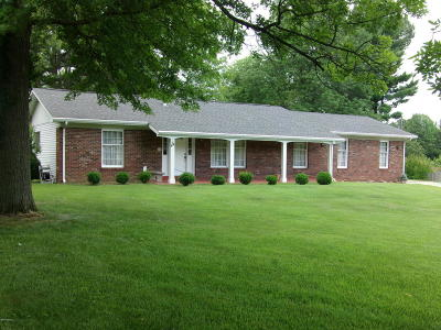 Murphysboro Single Family Home For Sale: 44 Westwood Lane