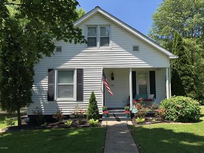 Jonesboro Single Family Home Active Contingent: 311 S South Locust Street