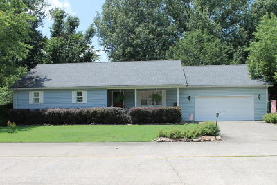 Harrisburg IL Single Family Home For Sale: $169,900