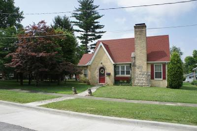 Massac County Single Family Home For Sale: 110 E 9th Street