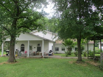 West Frankfort Single Family Home For Sale: 686 State Highway 37