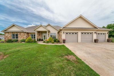 Marion Single Family Home Active Contingent: 6734 Cra-Mel Drive