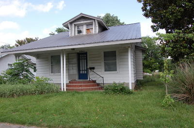 Benton Single Family Home For Sale: 600 N Madison