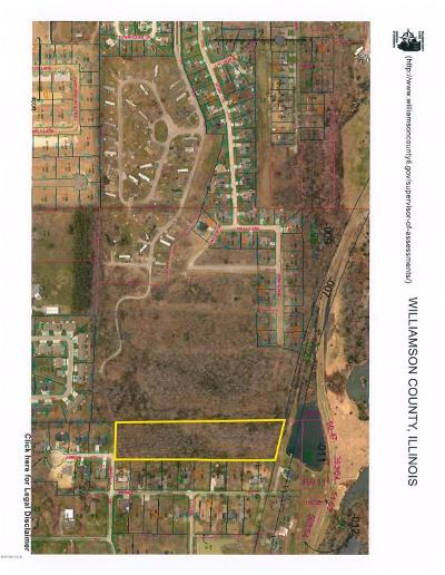 Carterville Residential Lots & Land For Sale: Prairie Road