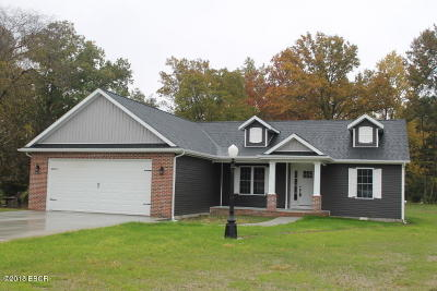 Carterville Single Family Home For Sale: 1115 Cheryl Drive