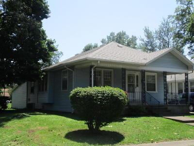 Benton Single Family Home Active Contingent: 208 W Fifth Street