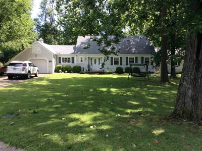 Carterville Single Family Home Active Contingent: 512 Dogwood Lane