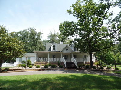 Saline County Single Family Home For Sale: 150 Baker Lane
