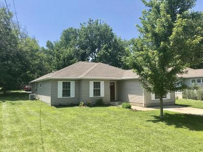 Carbondale Single Family Home For Sale: 702 N Allyn Street