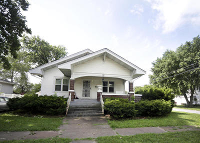 Marion Single Family Home For Sale: 109 W Boulevard Street
