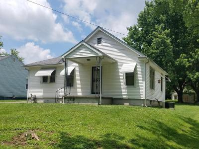 Anna Single Family Home For Sale: 207 Kirk Street
