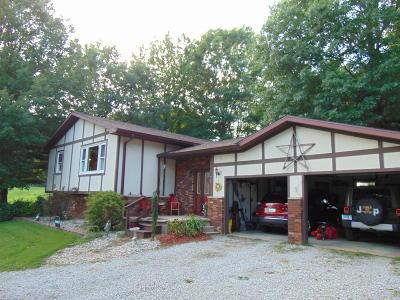 Murphysboro Single Family Home Active Contingent: 9443 Hwy149