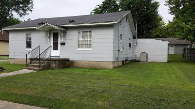 Marion Single Family Home Active Contingent: 408 S Hill Street