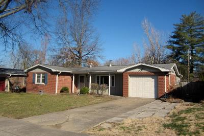 Carbondale Single Family Home For Sale: 406 Skyline Drive