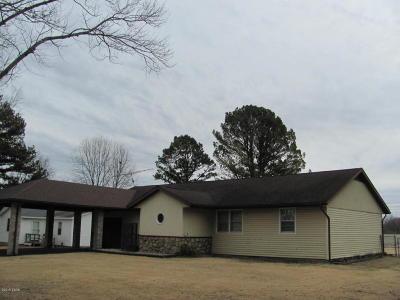 Murphysboro Single Family Home For Sale: 1206 Glenn Road