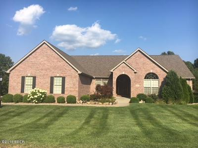 Carterville Single Family Home Active Contingent: 800 Rebekah Lane Lane