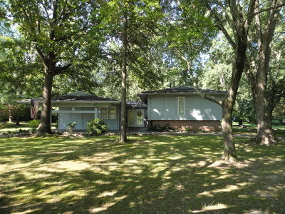 Single Family Home For Sale: 128 N Parrish Lane
